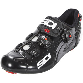 Sidi Wire Carbon Shoes Men Black/Black